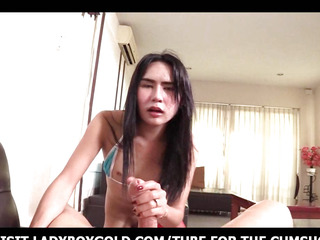 Petite Titted Femboy Anal Barback