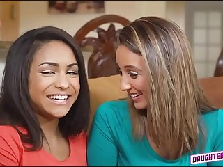 Layla and Nicole first sexual intercourse