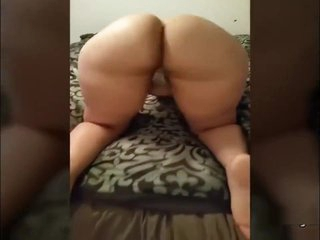 Thick ass over on all fours