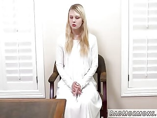 Cute shy teen casting But this time was different.