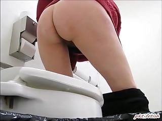 Spy cam - Public Bathroom (31)