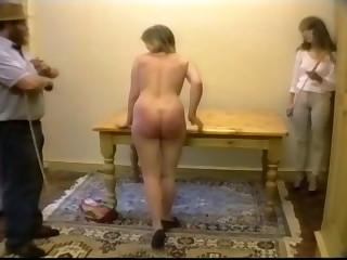 Spanking fun